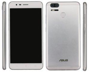 Asus Zenfone 3 Zoom con configuración de cámara trasera doble visto en TENAA