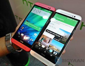 HTC One M8 y HTC One M7 GPE comienzan a recibir la actualización de Android Lollipop