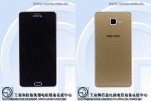 Samsung Galaxy A9 Pro pasa por TENAA