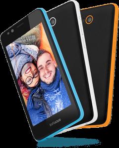 InFocus Bingo 21 con 2 GB de RAM, cámara para selfies de 5 MP y 4G LTE lanzado en India por Rs.  5499