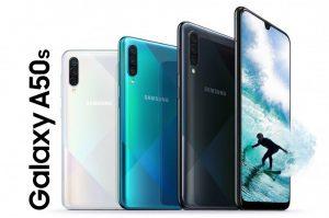 Samsung Galaxy A30s y Galaxy A50s lanzados en India;  el precio comienza en ₹ 16,999