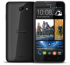 HTC Desire 516 dual-SIM lanzado en India por Rs.  14.200