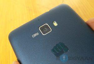 Se lanza el teléfono inteligente Micromax Canvas Fire 4G económico 4G LTE
