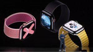 Se anuncia el Apple Watch Series 5 con pantalla Retina siempre encendida, el precio comienza en ₹ 40,900