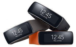 Samsung Gear Fit a un precio de $ 200;  llegando en abril