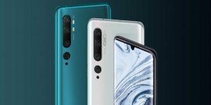 Xiaomi se burla del lanzamiento en India de Mi Note 10 con una cámara de 108 MP