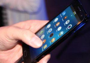 Tizen OS presentado en el MWC por Samsung e Intel