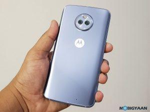 Práctica Motorola Moto X4 [Images]