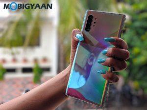 Revisión del Samsung Galaxy Note10 +