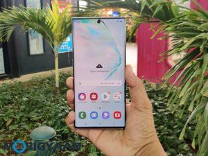 Aquí está la lista de teléfonos inteligentes Samsung Galaxy que reciben la actualización One UI 2.5