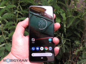Revisión de Motorola One Vision
