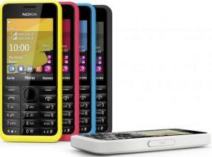 Nokia lanza Lumia 720, Lumia 520, Nokia 301 y Nokia 105 en el MWC