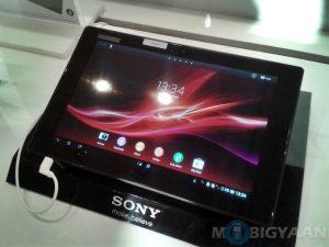 Manos a la obra: Sony Xperia Tablet Z