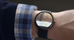 Google revela el sistema operativo Android Wear para relojes inteligentes