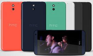 HTC Desire 816 y Desire 610 anunciados en el MWC 2014