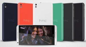 HTC Desire 816 vendió 50000 unidades en China en 10 minutos