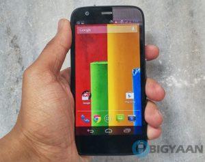 Moto G ayuda a Motorola a ganar un 6% de participación de mercado en el Reino Unido