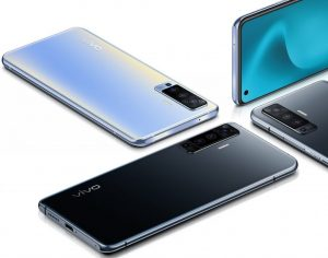 Vivo X50 y X50 Pro lanzados oficialmente en India;  el precio comienza en ₹ 34,990