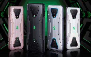 Los teléfonos inteligentes para juegos Black Shark 3 y 3 Pro se vuelven oficiales en China