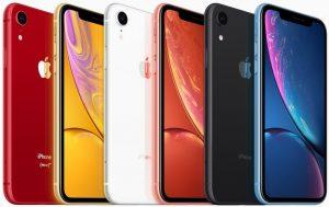 El sucesor del Apple iPhone XR vendrá con dos nuevas opciones de color