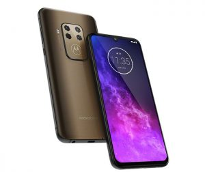 Motorola One Zoom con pantalla OLED FHD + de 6.39 pulgadas y configuración de cuatro cámaras se presenta en IFA 2019
