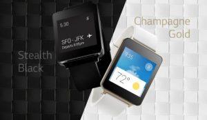 LG G Watch obtiene su primera ROM personalizada de Android Wear - Ghoma