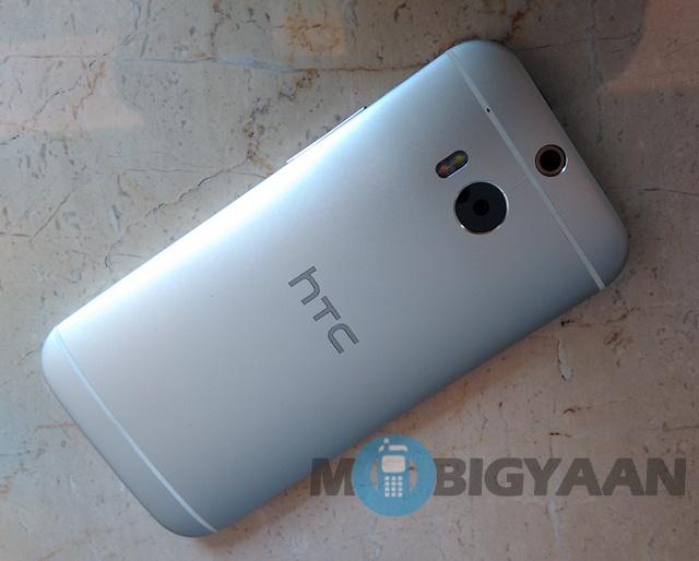 Totalmente nuevo HTC One-back