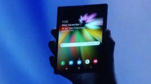 Esto es lo que supuestamente costará el teléfono plegable Samsung Galaxy F