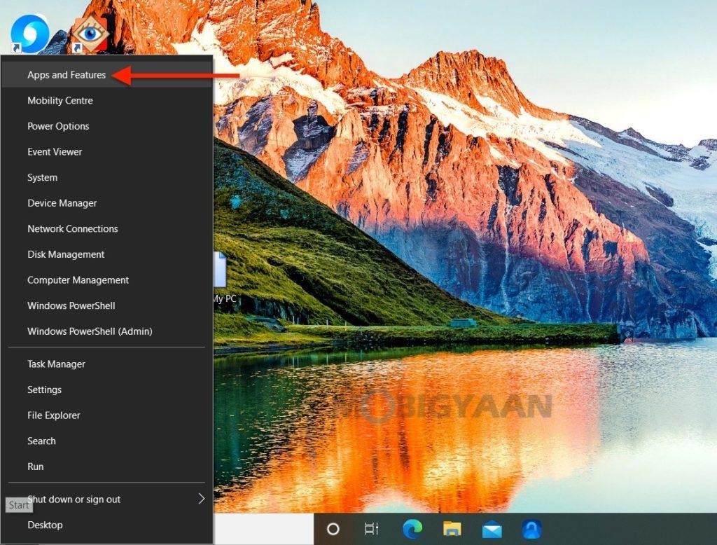 5 formas de eliminar o desinstalar programas y aplicaciones en Windows 10-1-1024x778