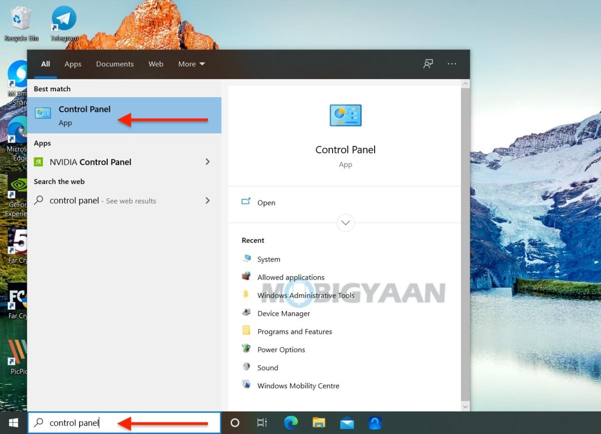 5 formas de eliminar o desinstalar programas y aplicaciones en Windows 10-6
