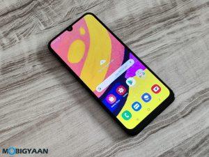 Nuevo teléfono inteligente Samsung Galaxy serie F presentado por Flipkart