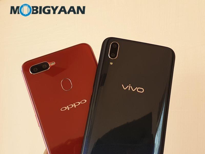 Vivo-V11-Pro-vs-OPPO-F9-Pro-Comparación-de-especificaciones-3