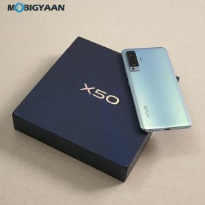 vivo X50 Hands-On [Images]