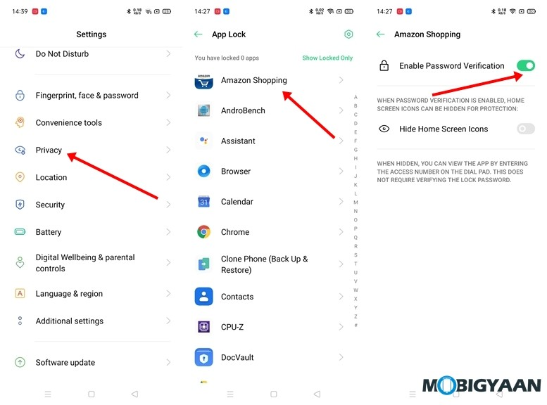 App-Lock-ColorOS