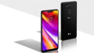 Se rumorea que LG V40 vendrá con cinco cámaras, desbloqueo facial y una pantalla con muescas