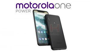 Motorola One Power con Android One, notch similar al iPhone X y cámaras traseras duales, superficies en línea