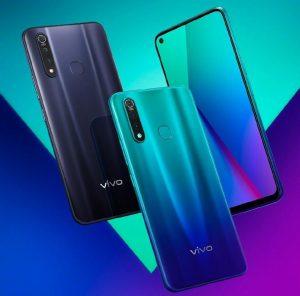 Vivo Z5x se vuelve oficial;  viene con pantalla perforada, Snapdragon 710 SoC y cámaras traseras triples
