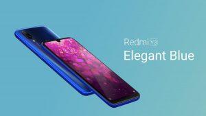 Redmi Y3 lanzado en India;  cuenta con una cámara para selfies de 32 MP y cámaras traseras duales con IA