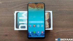 Práctica Samsung Galaxy M10 [Images]