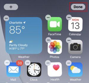 Cómo agregar widgets de pantalla de inicio en iPhone con iOS 14
