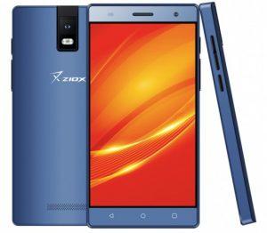 Se lanzó el teléfono inteligente Android de nivel de entrada Ziox Zi5003 para Rs.  4990