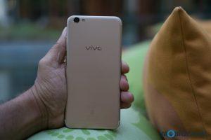 Práctica de Vivo V5s [Images] - El teléfono selfie está de vuelta con un gran almacenamiento de 64 GB