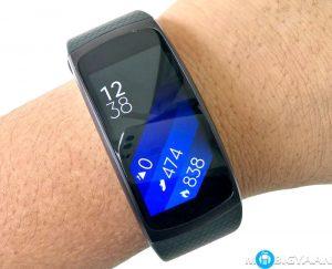 Samsung Gear Fit2 - Imágenes prácticas