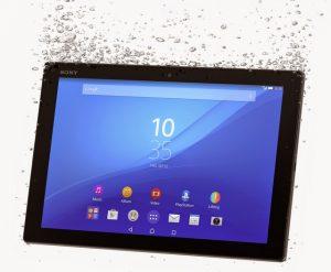Sony Xperia Z4 Tablet se vuelve oficial con una pantalla 2K de 10.1 pulgadas y Snapdragon 810