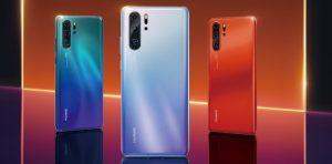 Huawei P30 y P30 Pro se burlan en nuevas imágenes, se revelan ofertas de reserva previa