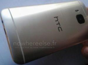 HTC One M9 se filtra en un par de nuevas imágenes