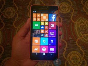 Microsoft Lumia 640 XL: manos a la obra y primeras impresiones