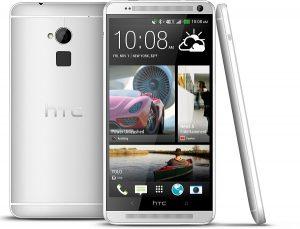 HTC One Max con pantalla de 5,9 pulgadas y sensor de huellas dactilares anunciado