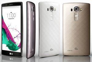 LG G4 con pantalla Quad HD de 5.5 pulgadas y procesador Snapdragon 808 anunciado