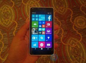 Microsoft Lumia 640: manos a la obra y primeras impresiones